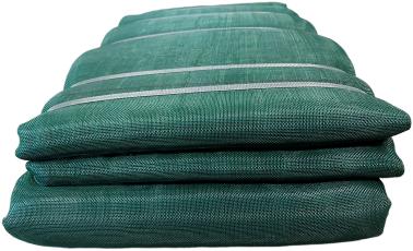 Silotex Kuilkleed groen - 10 x 25