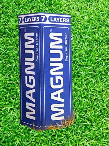 Magnum wikkelfolie 75 cm - zwart